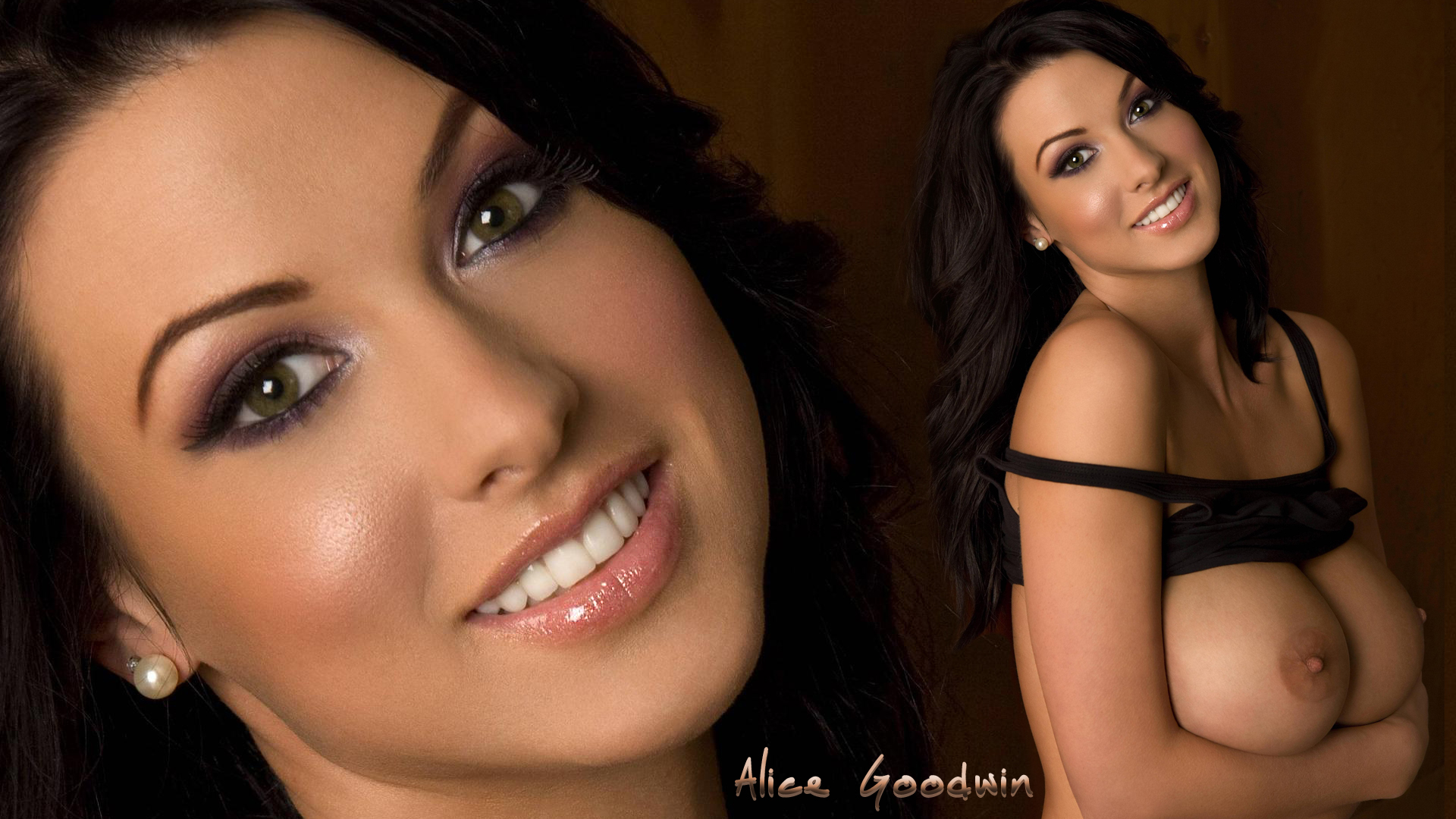 Alice Goodwin - Smile - 1920x1080 - Wall,