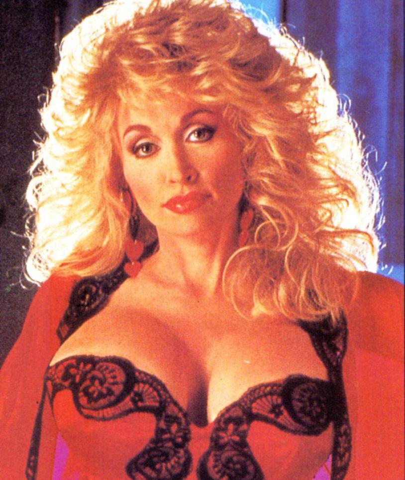 Dolly Parton's Hair Evolution In Photos