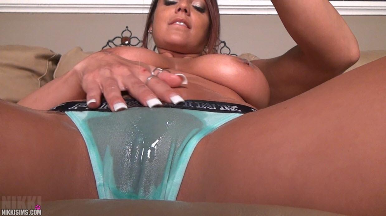 Nikki Sims Bondage
