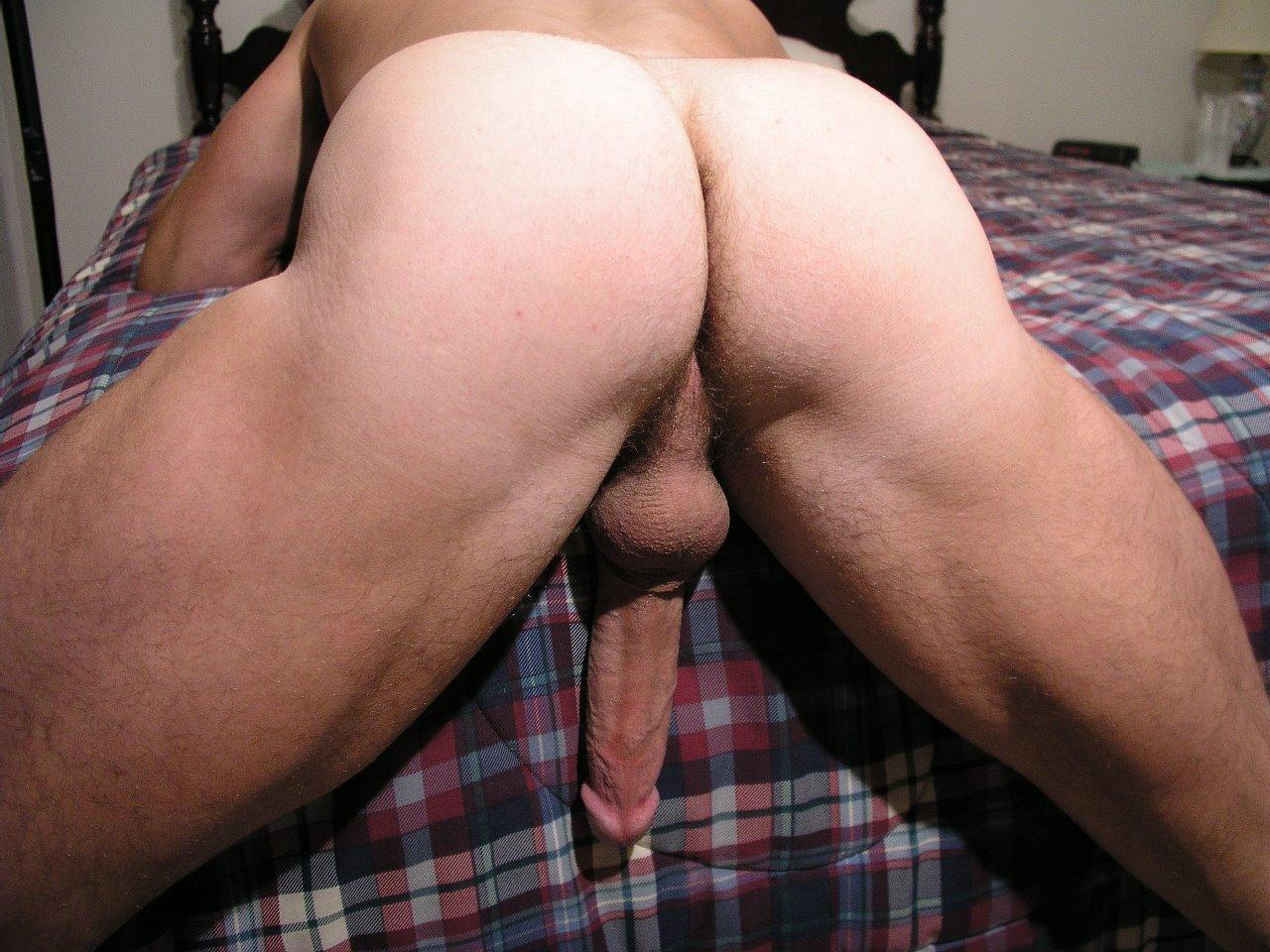 My dick in fat mans ass