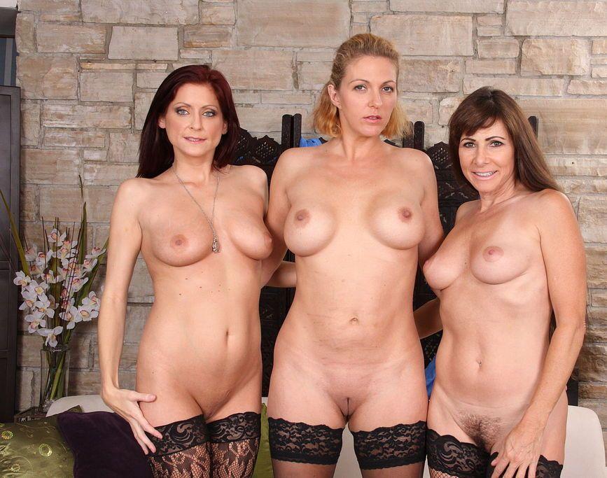Hof cougars naked
